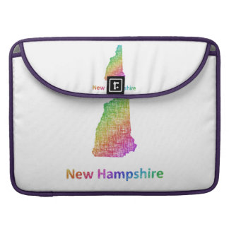 New Hampshire Sleeve For MacBook Pro