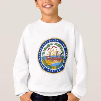 New Hampshire State Seal Sweatshirt