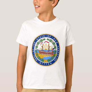 New Hampshire State Seal T-Shirt