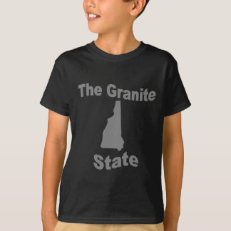 New Hampshire: The Granite State T-Shirt