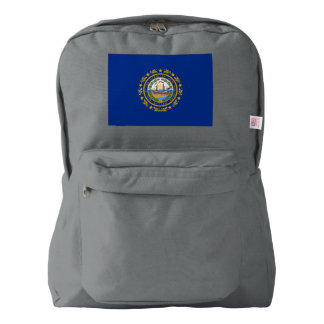 New Hampshire's Flag Backpack