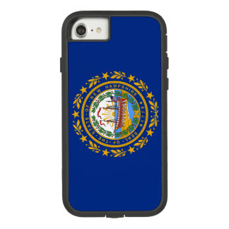 New Hampshire's Flag Case-Mate Tough Extreme iPhone 8/7 Case