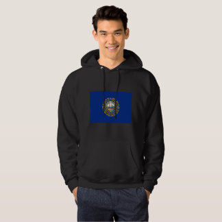 New Hampshire's Flag Hoodie