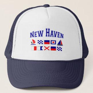 New Haven, CT Trucker Hat