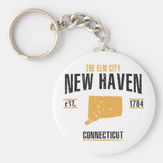 New Haven Keychain