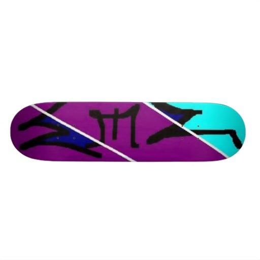 new haze skateboard decks