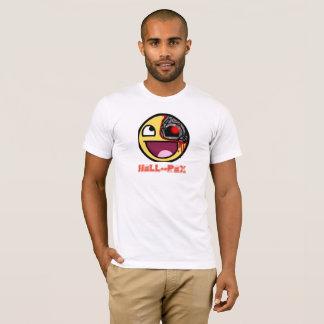 NEW HELL--REX Apparel WHITE Mens LOGO T-Shirt
