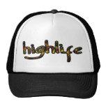 new high life hat