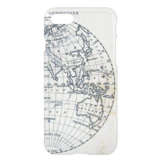 New Holland Map Globe Illustration Minimalist iPhone 7 Case