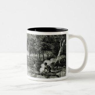New Holland: New South Wales Two-Tone Coffee Mug