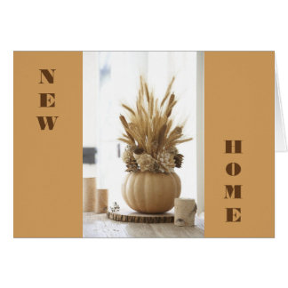NEW HOME, NEW DREAMS, NEW FRIENDS-NEW HOME CARD