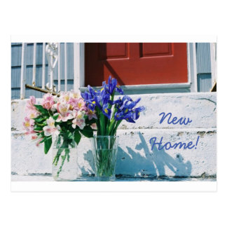 New Home postcards
