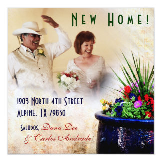 New Home Southwest-Inspired Card