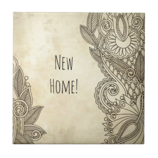 New Home wishful tile, perfect and memorable Tile