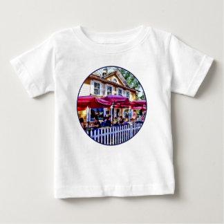 New Hope PA - Dining Al Fresco Baby T-Shirt