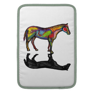 NEW HORIZON HORSE MacBook AIR SLEEVE