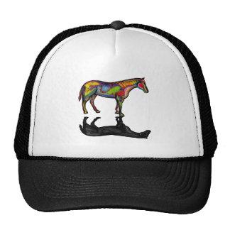 NEW HORIZON HORSE TRUCKER HAT