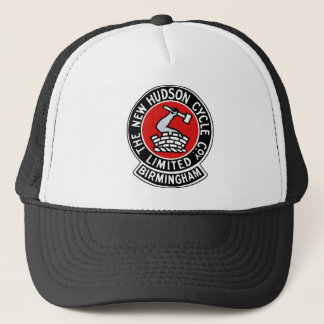 New Hudson Motorcycles of Birmingham Trucker Hat