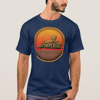 New Imperial vintage motorcycle sign T-Shirt