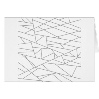 New in designers Shop : Line art greeting card