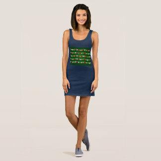 NEW IN SHOP : Festive artistic Dress with flags