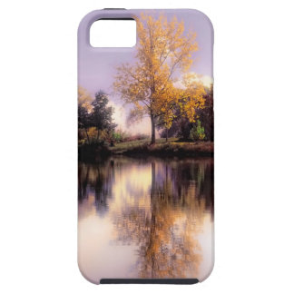 NEW iphone 5  Autumn Reflections case Case For The iPhone 5