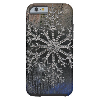 NEW iPhone 6 case Snowflake Design cover
