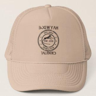 New Jamaican product called BogWyah Trucker Hat