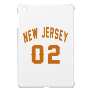 New Jersey  02 Birthday Designs iPad Mini Cover