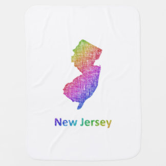 New Jersey Baby Blanket
