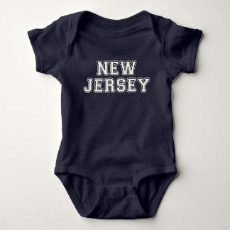 New Jersey Baby Bodysuit