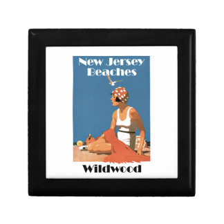 New Jersey Beaches ~ Wildwood Jewelry Boxes