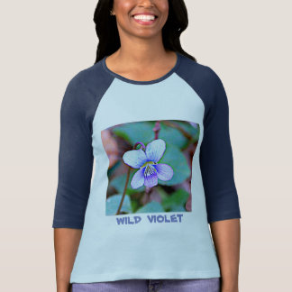 New Jersey Common Violet T-Shirt