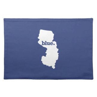 New Jersey Democrat Place Mat