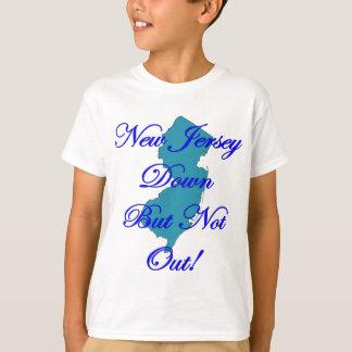 New Jersey Down But Not Out ~ Hurricane ~ Sandy T-Shirt