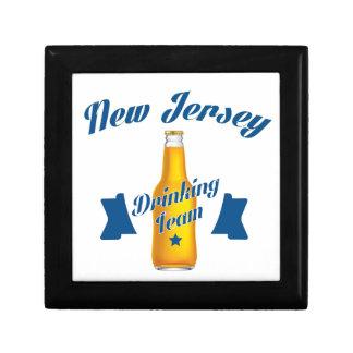 New Jersey Drinking team Gift Box