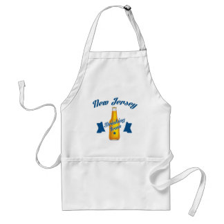 New Jersey Drinking team Standard Apron