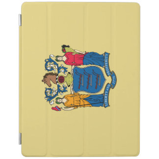 New Jersey Flag iPad Cover