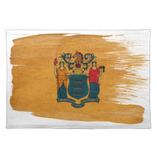 New Jersey Flag Placemat