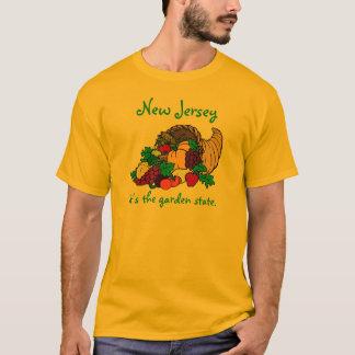 New Jersey Garden State T-Shirt