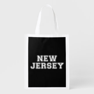 New Jersey Grocery Bag