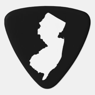 New Jersey Guitar Pick