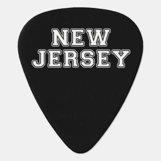 New Jersey Guitar Pick