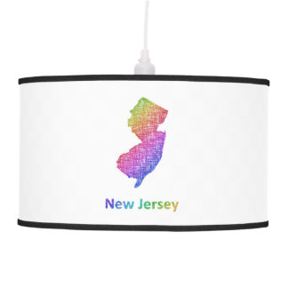New Jersey Hanging Pendant Lamp