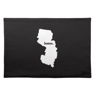 New Jersey Home Placemat