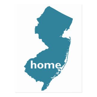 New Jersey Home Postcard