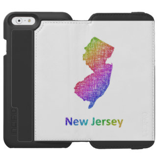 New Jersey Incipio Watson™ iPhone 6 Wallet Case