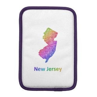 New Jersey iPad Mini Sleeve