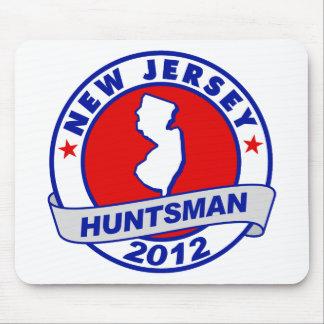 New Jersey Jon Huntsman Mouse Pad