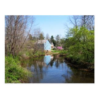 New Jersey Landscape Postcard